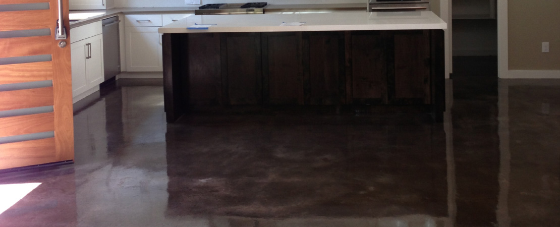 Hastings Stained Concrete